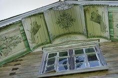 Домовая роспись на Русском Севере :: Русский Север