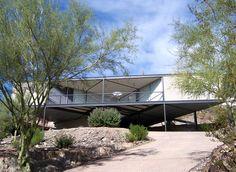 Novak Residence by Alfred Newman Beadle, Phoenix, AZ