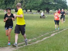 Bushy parkrun #526 12.07.14 DSC05473 | Flickr - Photo Sharing! Me on saturday in the orange. I'd been feeling better about my body recently, but clearly there's a lot of work to do.