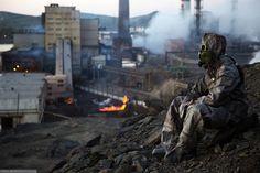 Карабаш — самый грязный город в мире   ФОТО НОВОСТИ