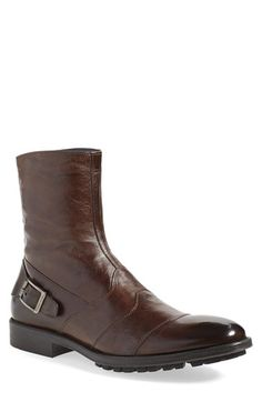 To Boot New York 'Bennet' Zip Boot (Men)
