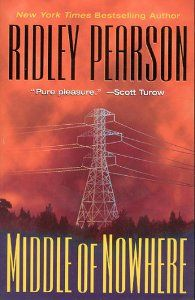 Middle of Nowhere, a Lou Boldt thriller based in Seattle written by Ridley Pearson--Book 8