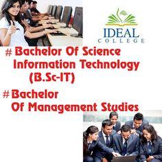 #Bechlor of #Science #Information #Technology(B.Sc-IT) #Bechlor of #Management #Studies