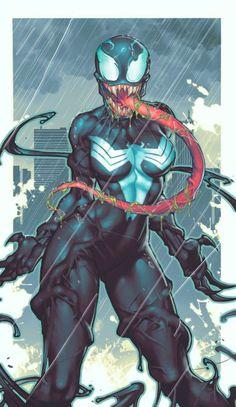 Venom Movie Might Bring She-Venom To The Marvel Comics Spider-Man Spinoff - DigitalEntertainmentReview.com