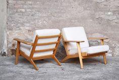 Hans Wegner Plank Armchair