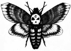 death's head moth | Death-Head Moth by ~ChristianJacobo on deviantART