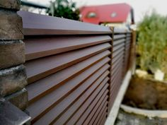 Fence blind, coloured both sides, galvanized steel fence, beautiful fence, outumn fence. Wooden texture#FenceBlind; #Blinds; #SteelFence; #GalvanizedSteelFence; #BeautifulFence; #FenceIdeas; #FenceFoundation; #MetalFence; #NiceFence;