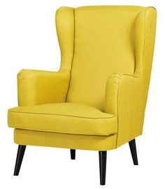 Kreslo SCOTTY   KikaSK Wingback Chair, Armchair, Trends, Accent Chairs, Furniture, Collage, Home Decor, Products, Lounge Chairs