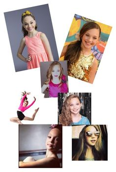 """""""Maddie is such a beautiful girl!!!and such a great dancer!!!"""" by la-bae6 ❤ liked on Polyvore featuring art"""