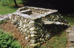 Dan Snow: Gallery of installations and works in dry stone | DAN SNOW