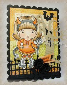 La-La Land Crafts Blog: Inspiration Monday - Halloween!