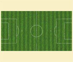 """Kickertisch Zubehör / Kicker Zubehör / Tischfußball Zubehör - Spielfeldfolie Motiv """"Rasen"""""""