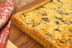 Italian Food Forever » Ricotta, Spinach, & Artichoke Tart