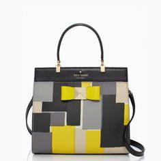 kate spade new york / bow terrace fabric small fulton