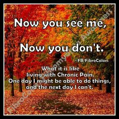 Truth about Chronic Pain