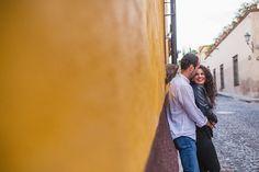 San Miguel de Allende: De los destinos favoritos para bodas y lunas de miel por su encanto colonial que transporta a otra época.