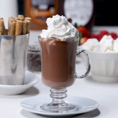 One Top Hot Chocolate