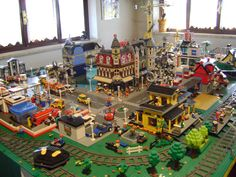Awesome lego city