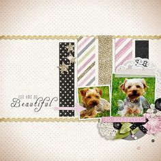 Sparkle and Shine :: Full & Mini Kits :: Memory Scraps