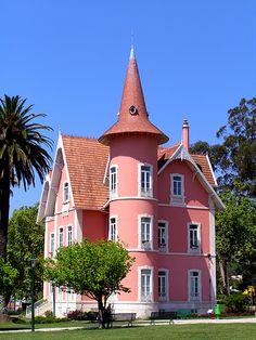 Alcobaça, small palace - Portugal