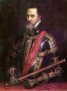 Portrait of Philip II of Spain by Sofonisba Anguissola - 002b - Tachtigjarige Oorlog - Wikipedia