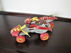 Adjustable Vintage Roller Skates with Leather by Oldenbrass, $32.00