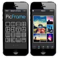 PicFrame | 10 Must-Have Photo Editing Apps