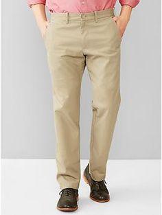 The khaki (straight fit) | Gap