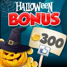 We're celebrating HALLOWEEN to the fullest by giving away 300 COINS.    http://apps.facebook.com/our_com/?our_ref_pr=101231=pintge