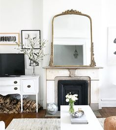 SHOP OUR HOME #SchmiedskiGreystone: Mirrors – The Elizabeth Street Post: A Lifestyle Blog by Alaina Kaz