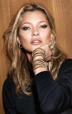 David Yurman Bracelets - Kate Moss