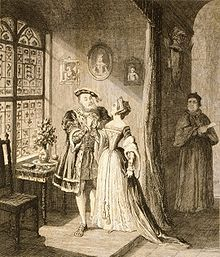 May England's Archbishop declared the marriage of King Henry VIII to Anne Boleyn valid. Pin directs to Anne Boleyn page in Wikipedia, Anne Boleyn, Mary Boleyn, Anne Of Cleves, Los Tudor, Tudor Era, Wives Of Henry Viii, King Henry Viii, Tudor History, British History