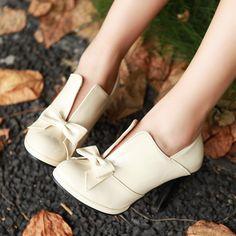 vintage looking heels