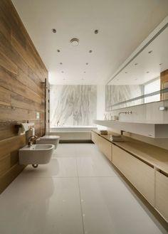 Apartament rodzinny, nowoczesna łazienka
