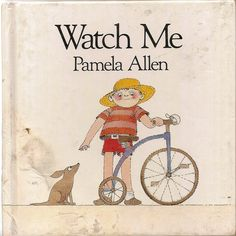 Early book Pamela Allen published 1985, no words all action