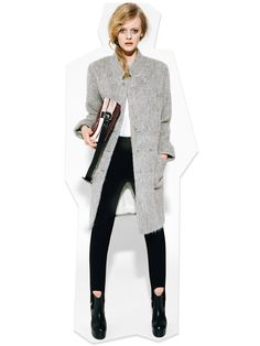 Digging the leggings and the look! AW12 look - Carin Wester