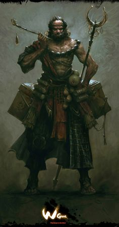 The Spectacular Fantasy Art Of Yang Qi High Fantasy, Fantasy Races, Fantasy Rpg, Fantasy Artwork, Character Concept, Character Art, Concept Art, Dungeons And Dragons Characters, Fantasy Characters