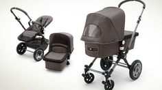 if i had a baby, i would so get this...immediately. limited edition bugaboo cameleon3 by viktor & rolf