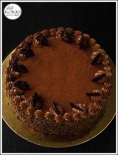 ildi KOKKI : Stefánia torta Tiramisu, Cake, Ethnic Recipes, Food, Pie Cake, Pastel, Meal, Cakes, Essen