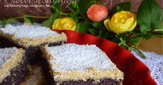 Nagy kedvencem ez a sütemény, és most a hideg napokban igazán vágytam egy kényeztető téli ízre. Nálam ilyen a mák, felmelegít. :) Megint ... Krispie Treats, Rice Krispies, Food, Essen, Meals, Rice Krispie Treats, Yemek, Eten