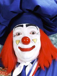 Red Hair Clown