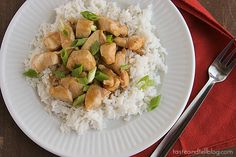 Baked Sweet and Sour Chicken - Taste and Tell
