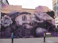 Rone, Hanbury Street, E1. | 26 Stunning Street Art Murals You Can See In East London Right Now