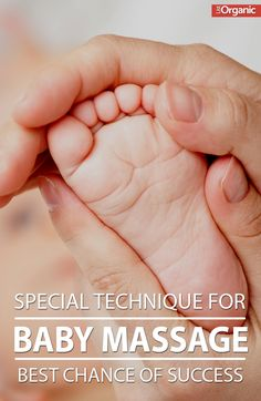 Special Techniques For Baby Massage : For Best Chance Of Success. #Baby #Baby Care #Baby Massage Techniques #Massage #parenting #healthy