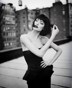 "15k Likes, 185 Comments - Patrick Demarchelier (@patrickdemarchelier) on Instagram: ""Model Shalom Harlow @shalomharlow"""