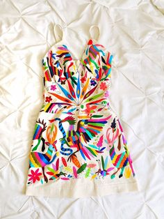 As featured in our Instagram account. Sexy multicolor Otomi | Etsy
