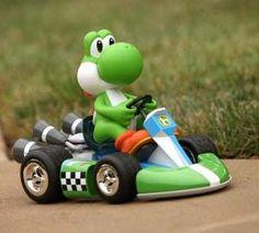 Yoshi Radio Control Mario Kart $99.99