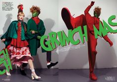 Merry Christmas from usWe hope you had a wonderful time!Photo fromwith our one of a kind jacket.💚 The crew:photographer: Lynzi Judishstylist: Jonzu Joneshair: Li Muril John Fluevog Shoes, Apm Monaco, Pop Design, Time Photo, Issey Miyake, Eclectic Style, Covergirl, Wonderful Time, Jute