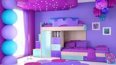 ΚΟΥΦΟΝΗΣΙΑ 5 -  ΞΥΛΟ ΔΡΥΣ Pink Bedroom For Girls, Teen Girl Rooms, Kids Bedroom Designs, Cute Bedroom Ideas, Interior Ceiling Design, Cool Bunk Beds, Clean Bedroom, Dream Rooms, Luxurious Bedrooms
