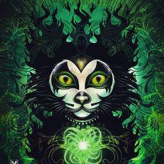 Beth. #ozzoilustrador #digitalillustration #digitalart #digitalwork #artwork #graphic #vector #adobe #adobeideas #wacom #wacomtablet #desing #creative #cats #catslover #lovecatsforever #instacat #kissband #kissarmy #Kiss #petercriss #beth #loverock #lovekissband #loveitloud #lovemyjob #green